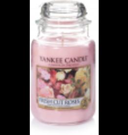 Yankee Candle Fresh Cut Roses Yankee Candle Large