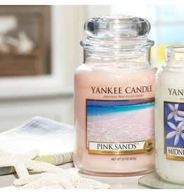 Yankee Candle Pink Sands Yankee Candle Large