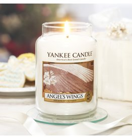 Yankee Candle Angels Wings Yankee Candle Large