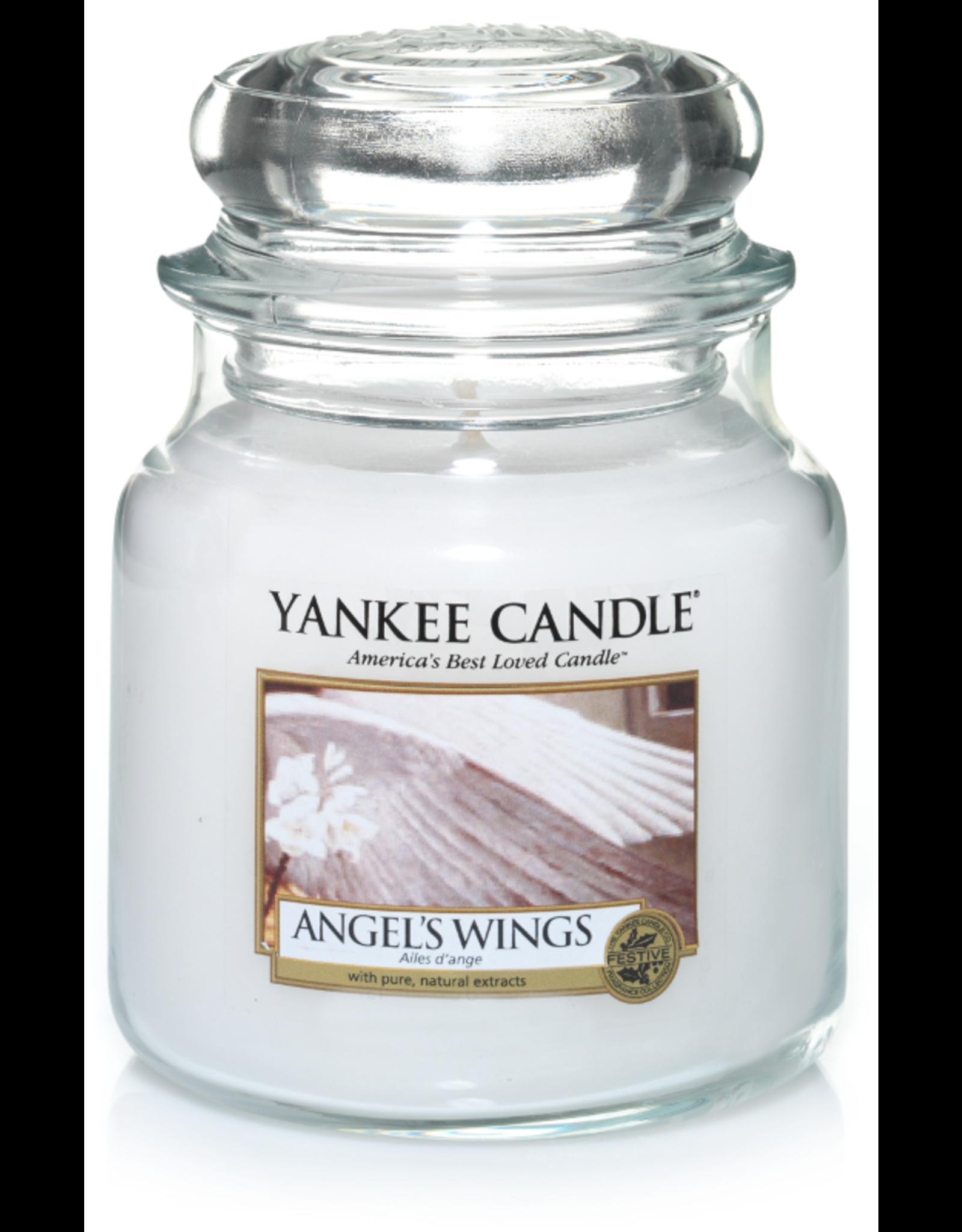 Yankee Candle Angels Wings Yankee Candle Medium
