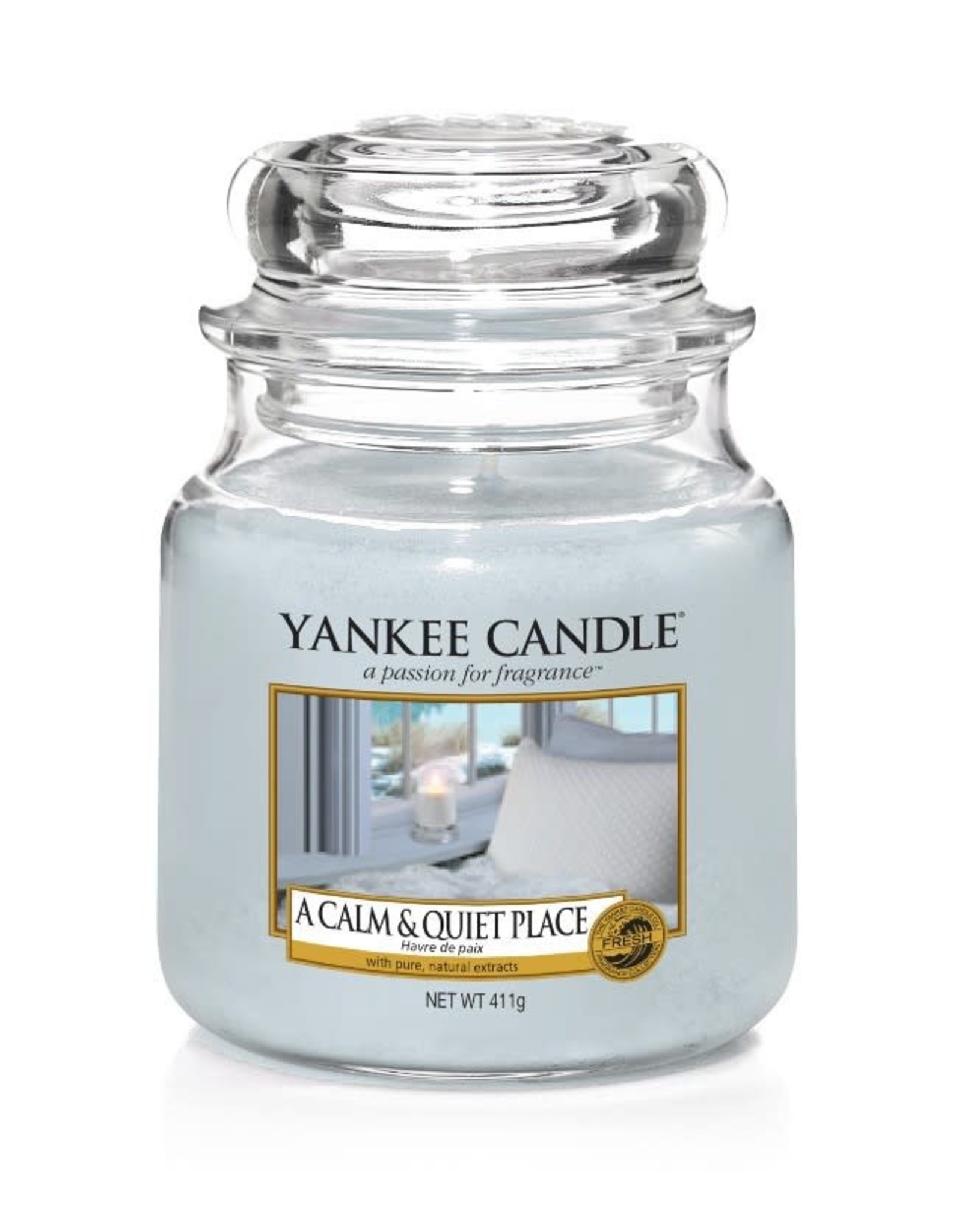Yankee Candle A Calm & Quiet place Yankee Candle Medium
