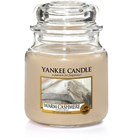 Yankee Candle Warm Cashmere Yankee Candle Medium