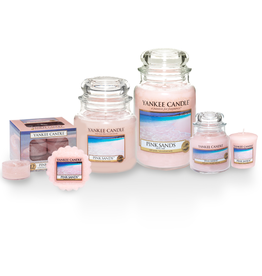 Yankee Candle Pink Sands Yankee Candle Medium