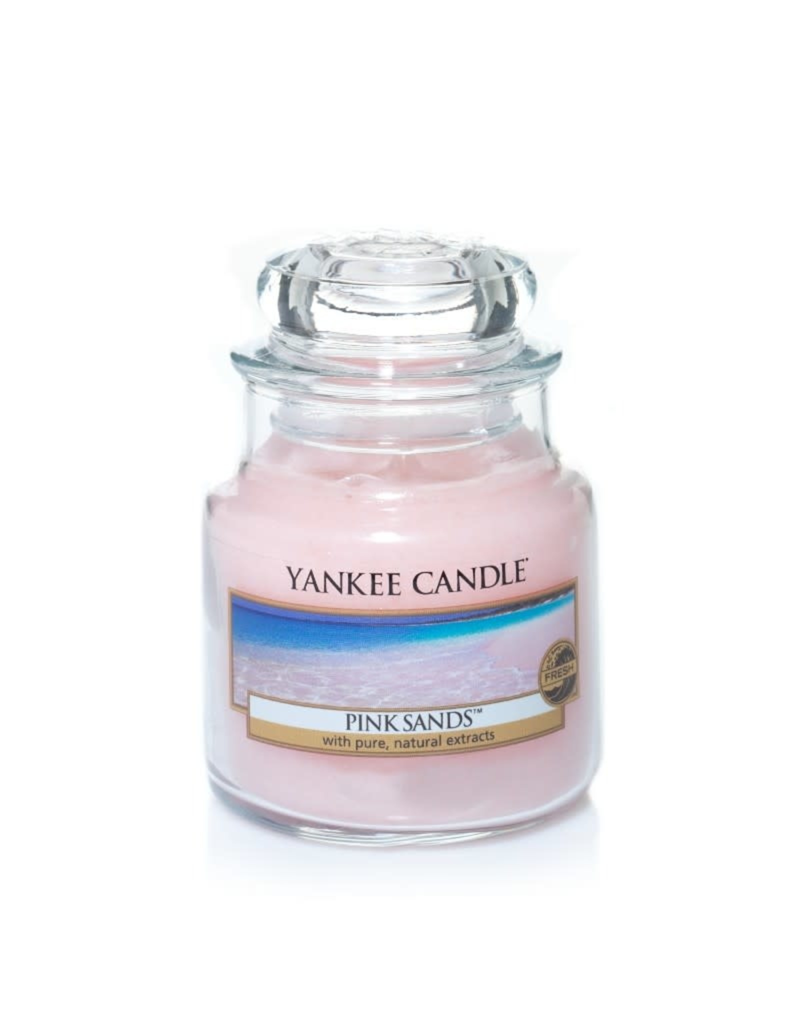 Yankee Candle Pink Sands Yankee Candle Small