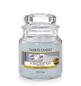 Yankee Candle A Calm & Quiet Place Yankee Candle Small