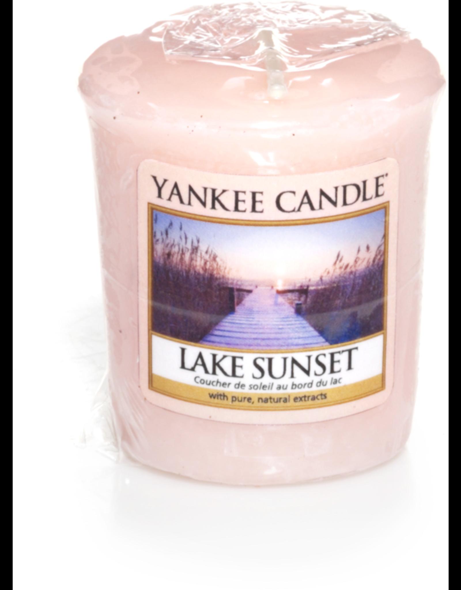 Yankee Candle Lake Sunset  Votive