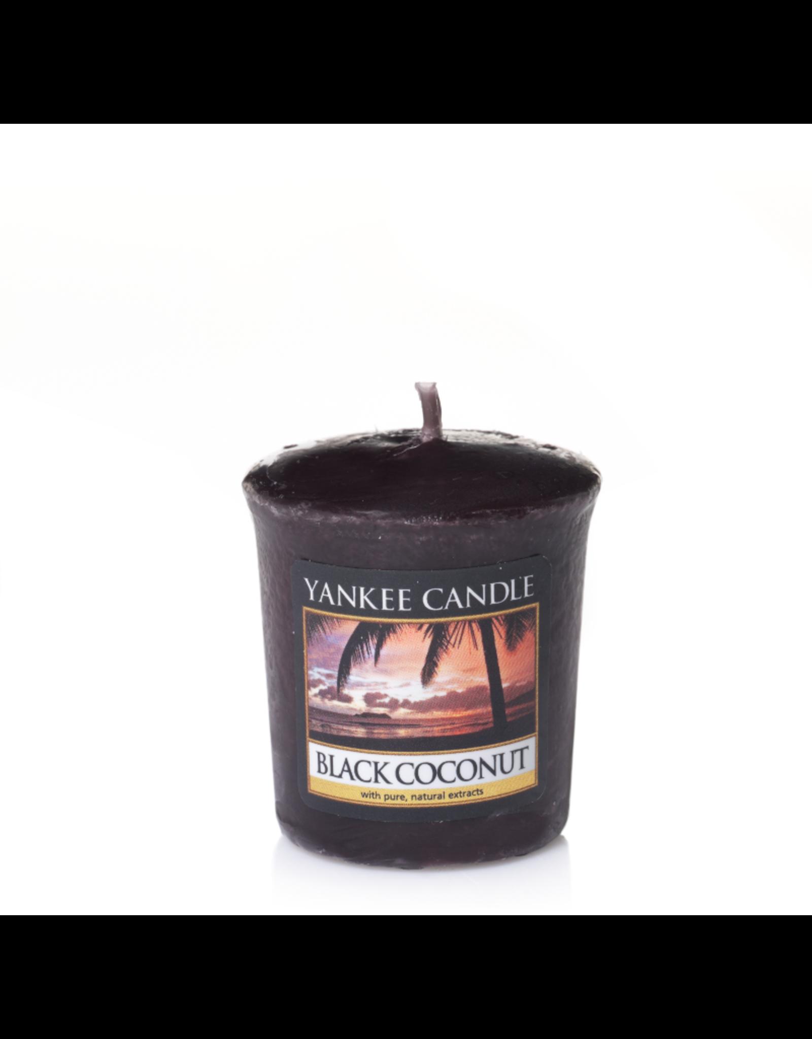 Yankee Candle Black Coconut Votive