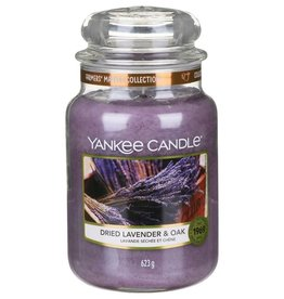 Yankee Candle Dried Lavender & Oak Yankee Candle Large