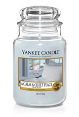 Yankee Candle A Calm & quiet place  Yankee Candle Large