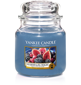 Yankee Candle Mulberry&FiG Yankee Candle Medium
