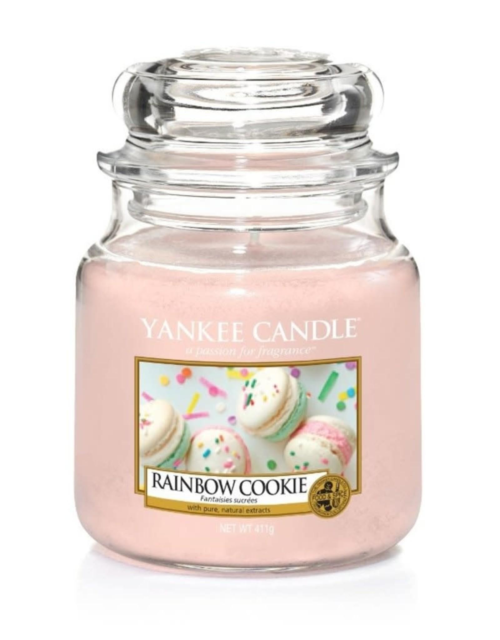 Yankee Candle Rainbow Cookie Yankee Candle Medium