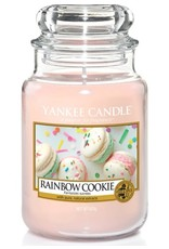 Yankee Candle Rainbow Cookie Yankee Candle Large