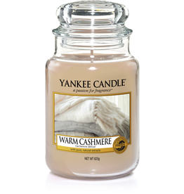 Yankee Candle Warm Cashmere Yankee Candle Large
