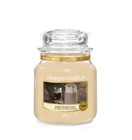 Yankee Candle Sweet Maple Chai Yankee Candle Medium