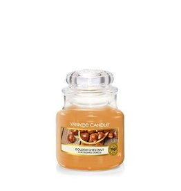 Yankee Candle Golden Chestnut Yankee Candle Small