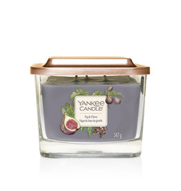 Yankee Candle Fig&Clove Medium Vessel