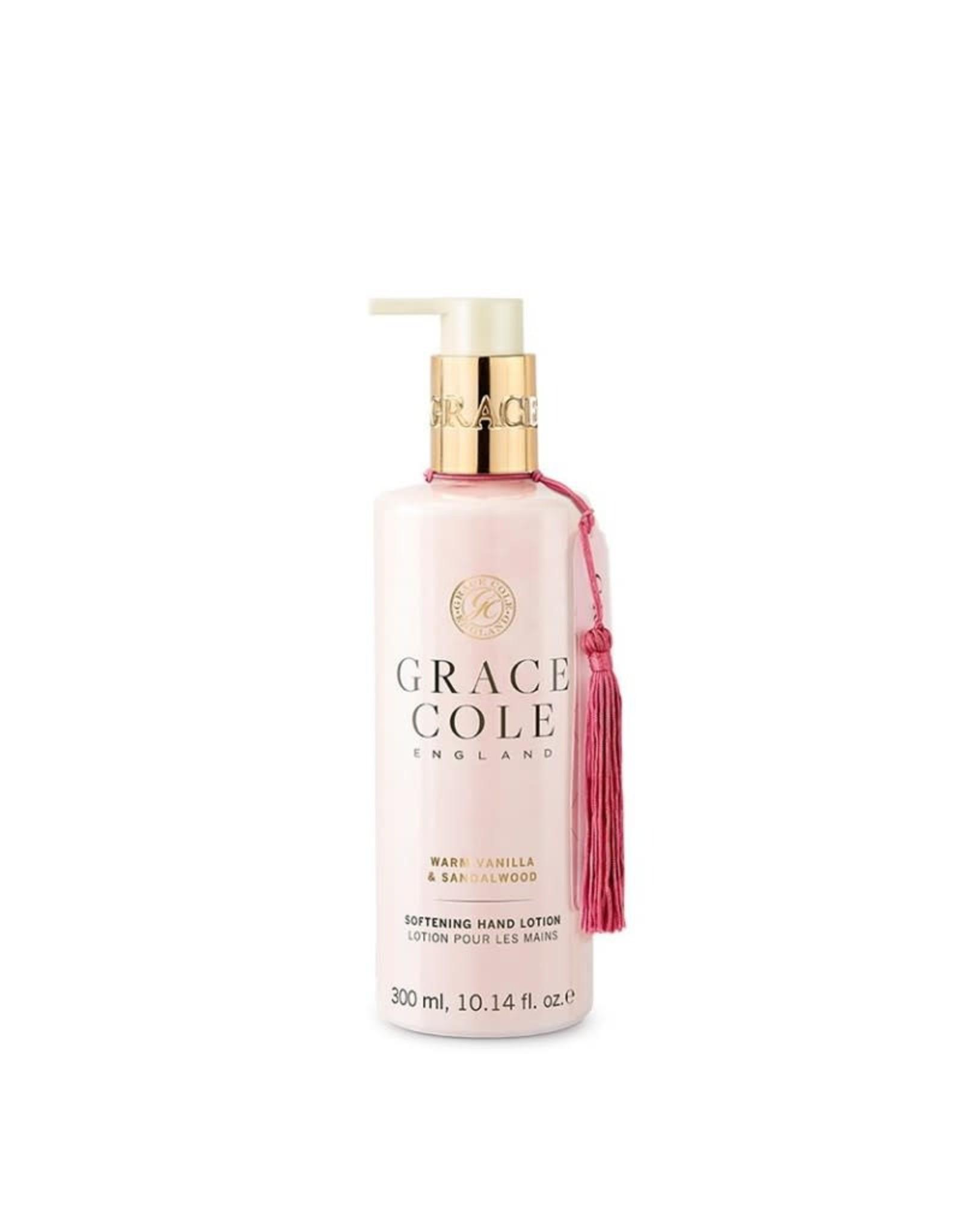 Grace Cole Hand Lotion Warm Vanilla&Sandelwood
