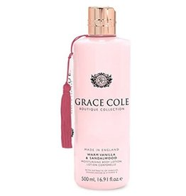 Grace Cole Body Lotion Warm Vanilla&Sandalwood