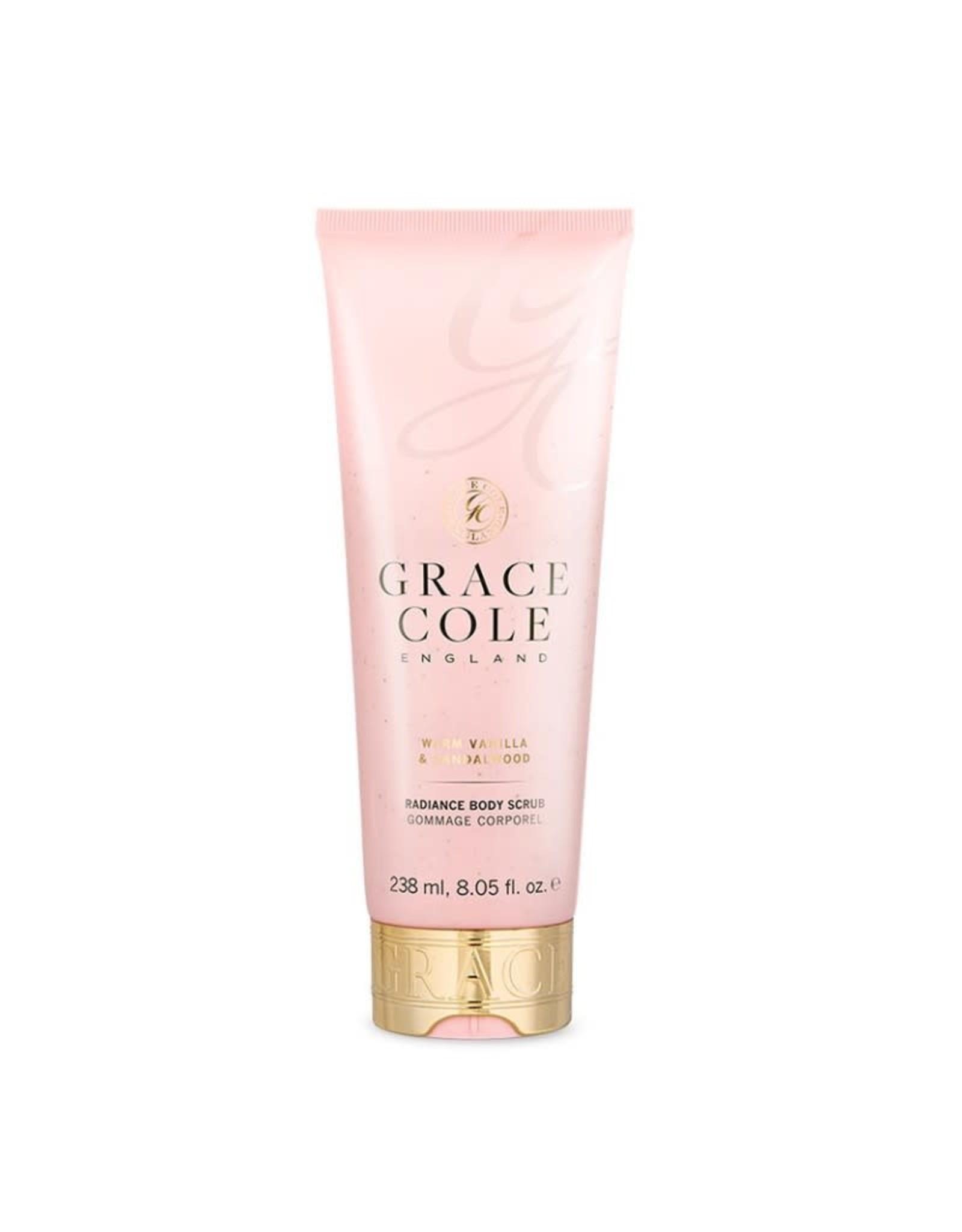 Grace Cole Body Scrub Warm Vanilla&Sandalwood