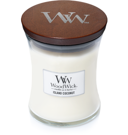 WoodWick Island Coconut WoodWick Medium