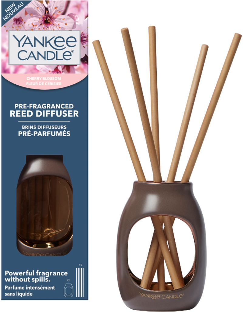 Yankee Candle Reed diffuser starter kit Cherry Blossom
