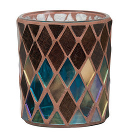 Yankee Candle Winter Mozaiek Votive houder