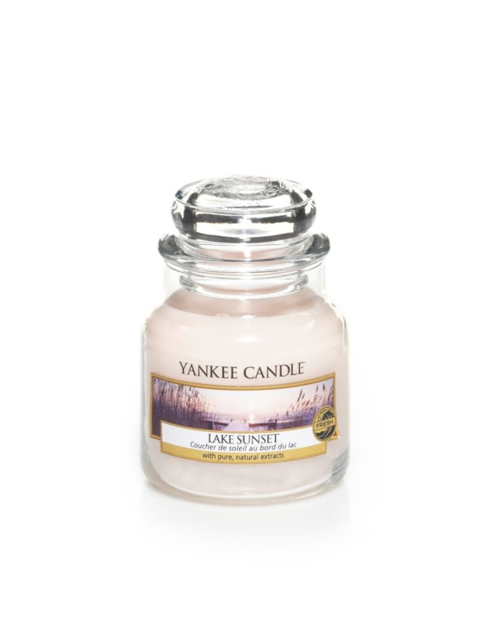 Yankee Candle Lake sunset Yankee Candle Small