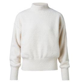 YaYa Trui High neck Wool white