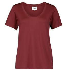 CKS T-shirt Edirne Winered