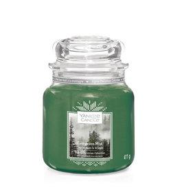 Yankee Candle Evergreen Mist Yankee Candle Medium