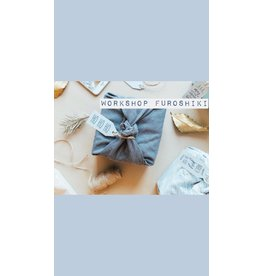 Workshop Furoshiki donderdag 28/11