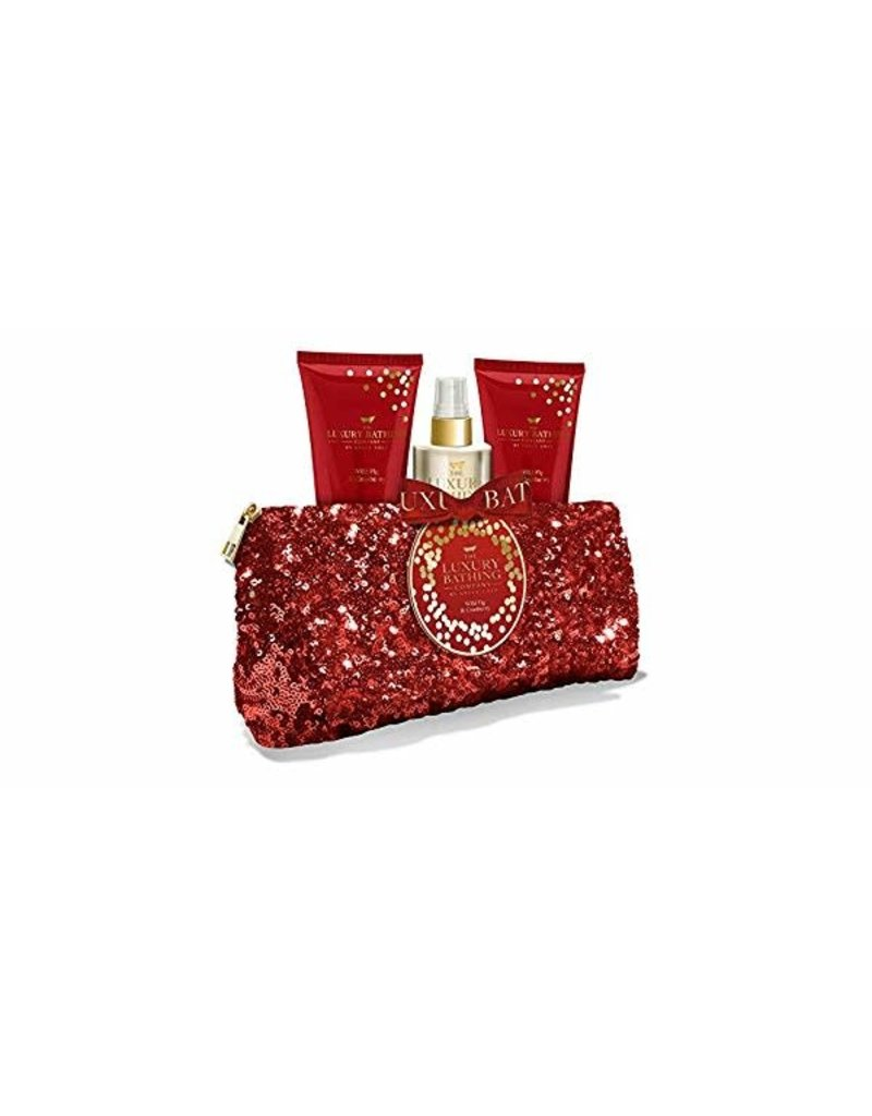 Grace Cole Giftset Glitterati Wold fig&Cranberry