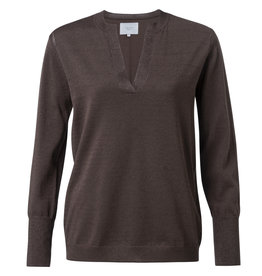 YaYa 1000203-924 Top greyish brown