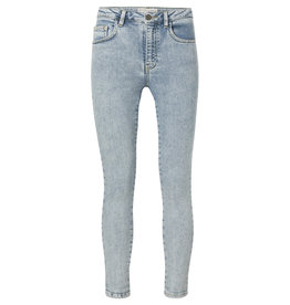 YaYa 120143-011 high waist jeans stone wash