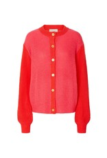 Lolly's Laundry Cardigan Nanna Red/Pink