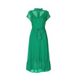 Lolly's Laundry Jurk Ricca green