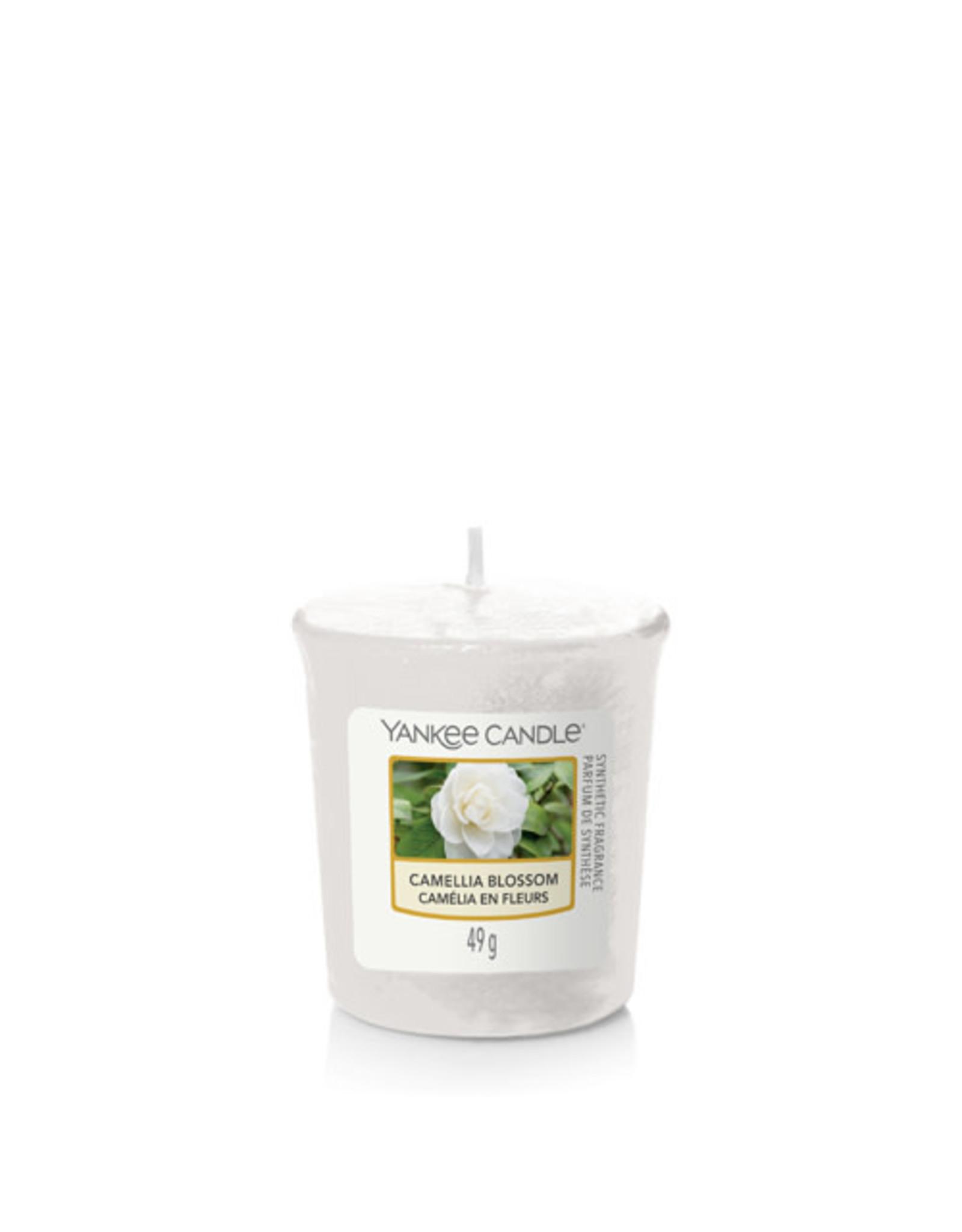Yankee Candle Camellia Blossom Votive