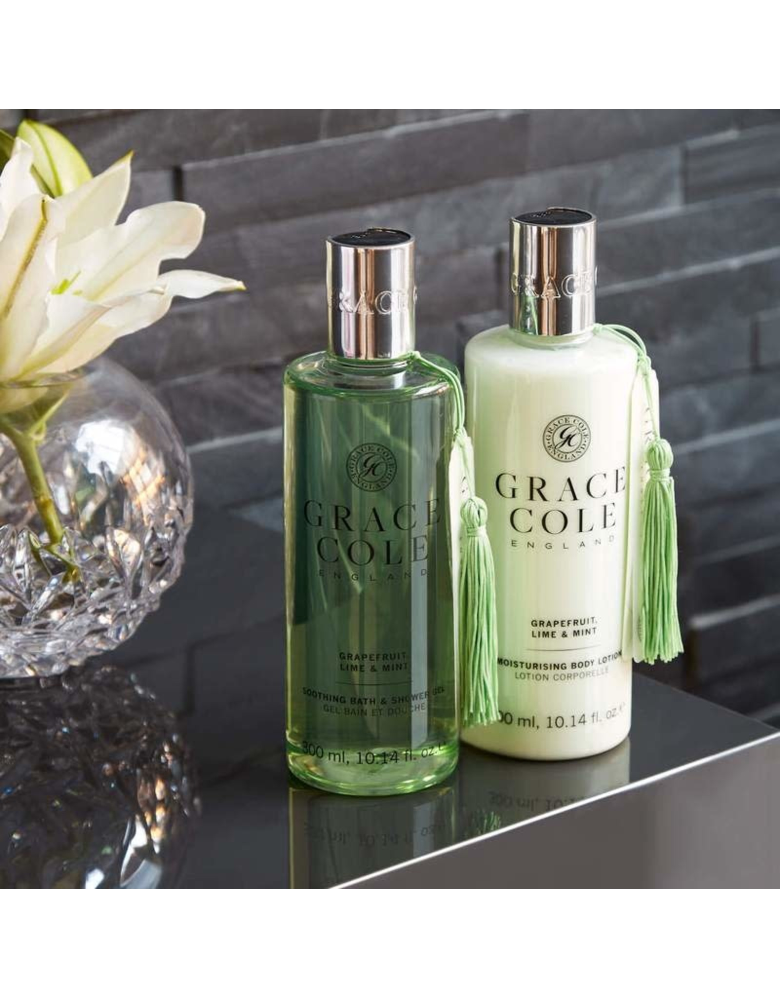 Grace Cole Body Lotion Grapefruit, Lime&Mint