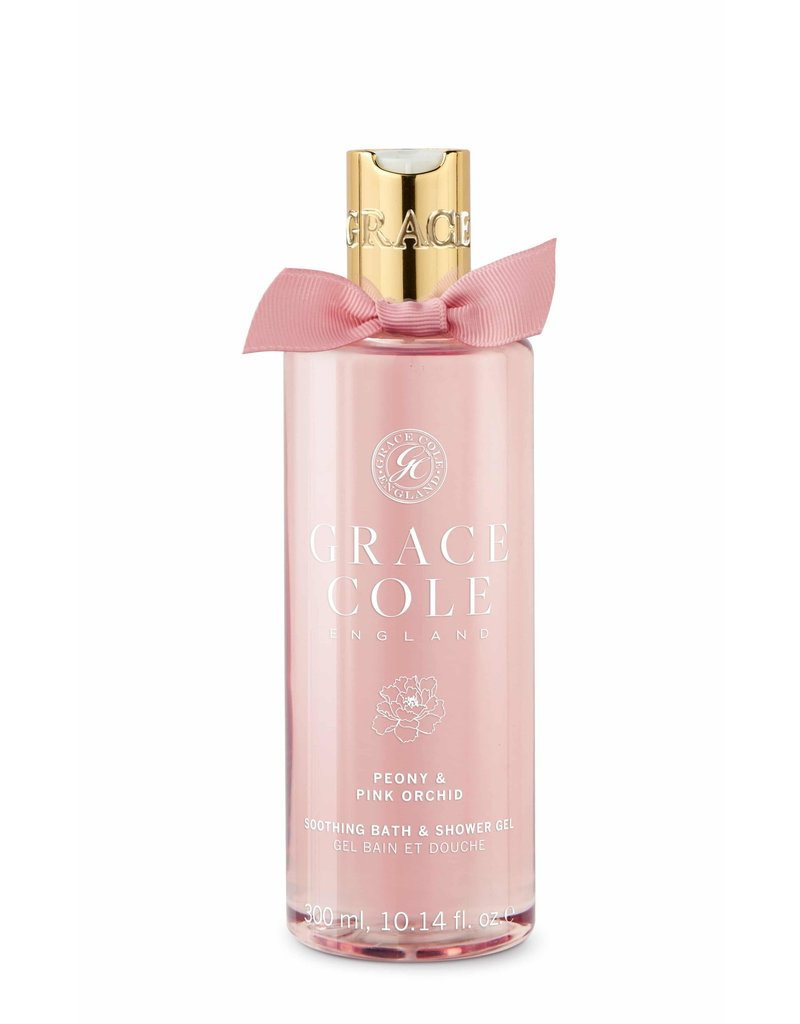 Grace Cole Bath&Shower Peony&Pink Orchid