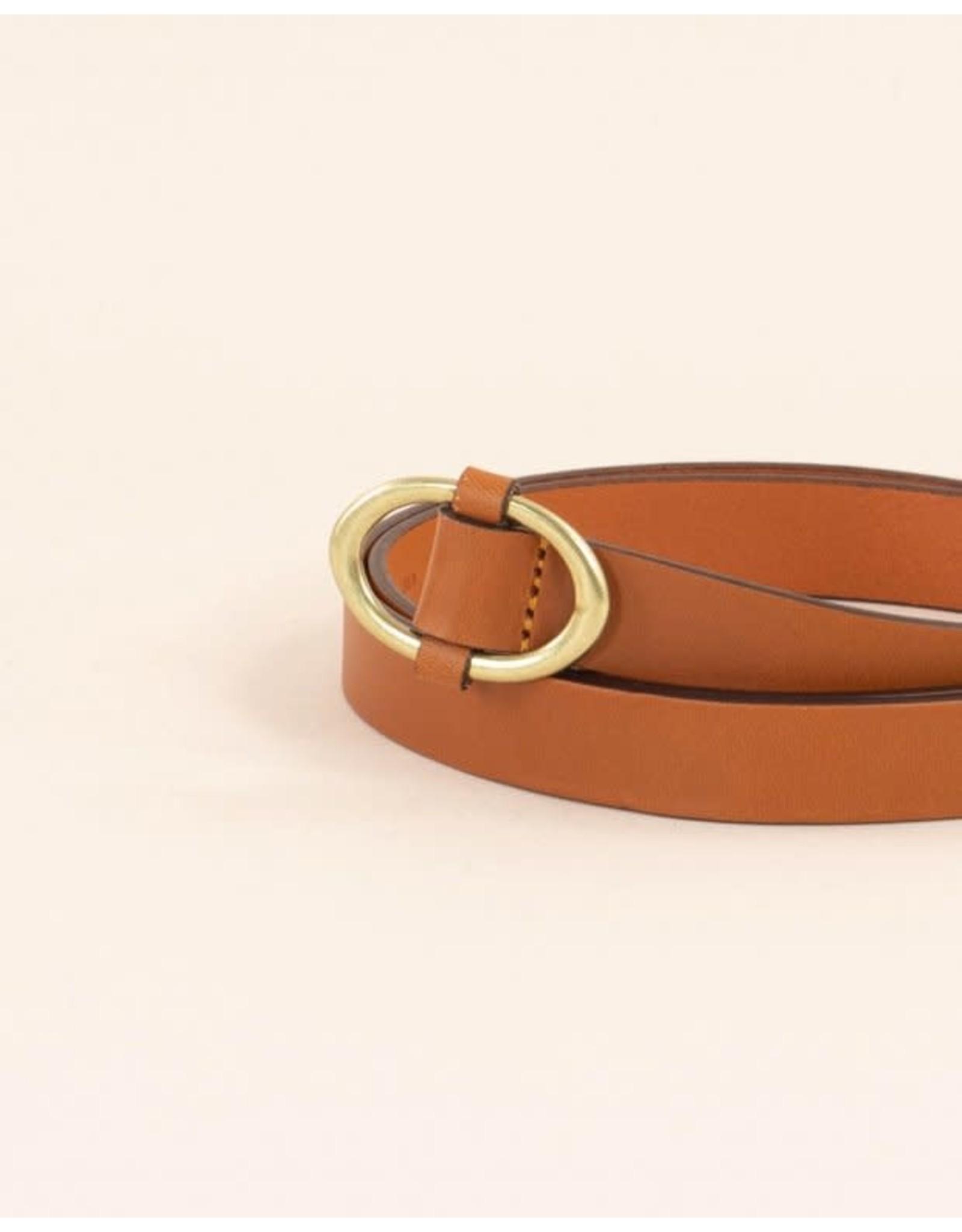 Sessùn Belt Minioa Golden brown