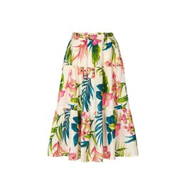 Lolly's Laundry Rok Morning Skirt Flower