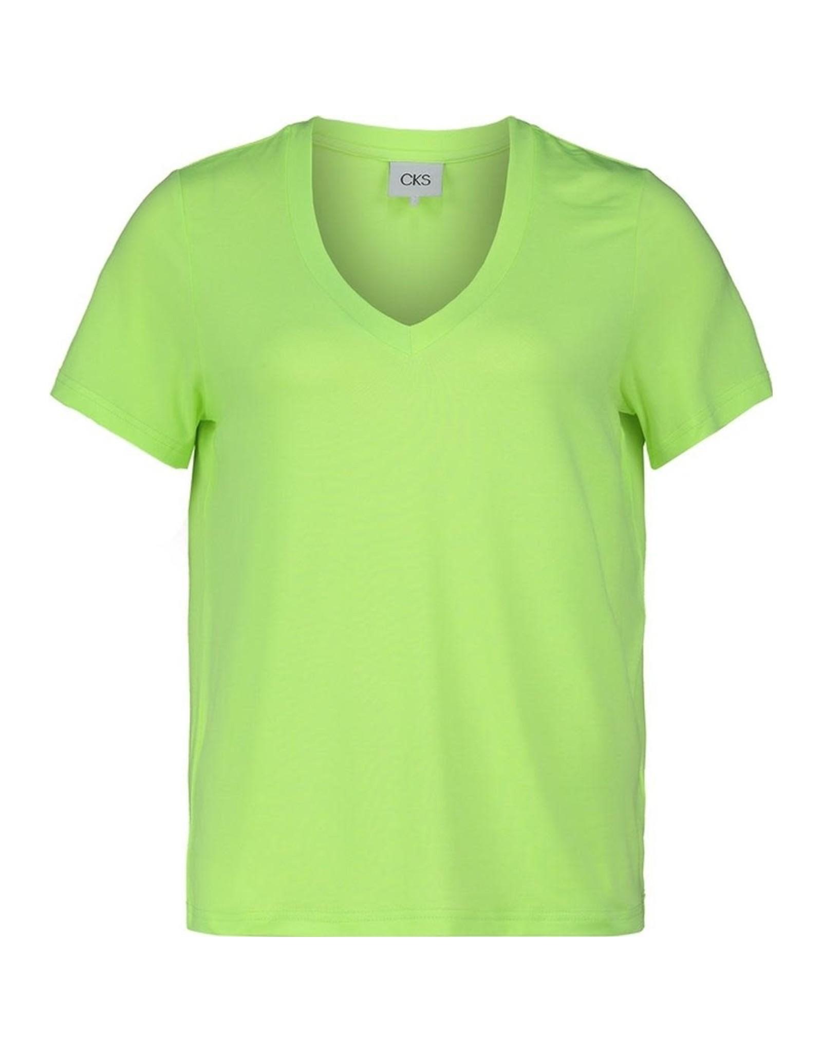 CKS T-shirt Nebony Soft Flavin