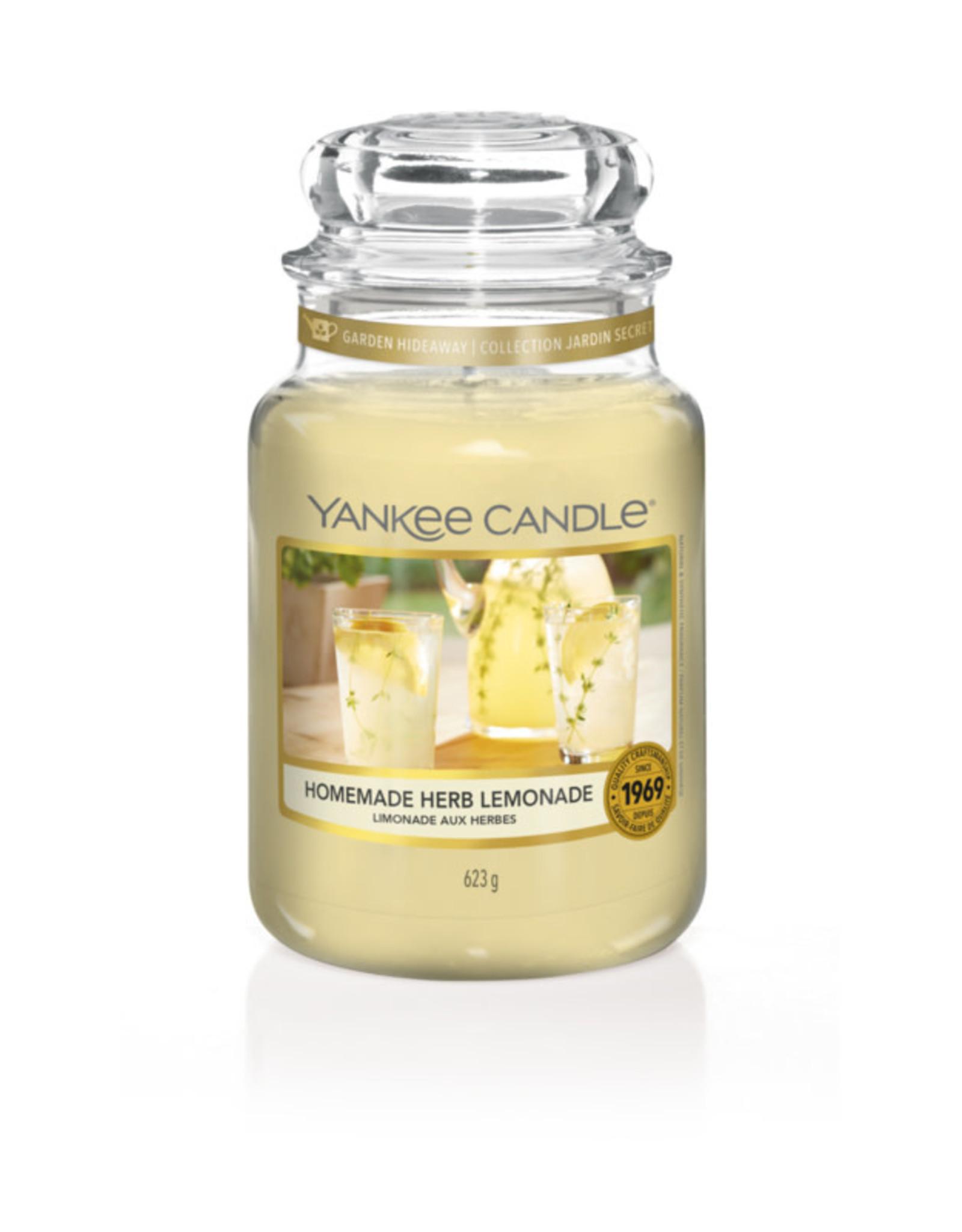 Yankee Candle Homemade Herb Lemonade Yankee Candle Large