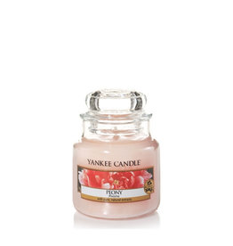 Yankee Candle Peony Yankee Candle Small