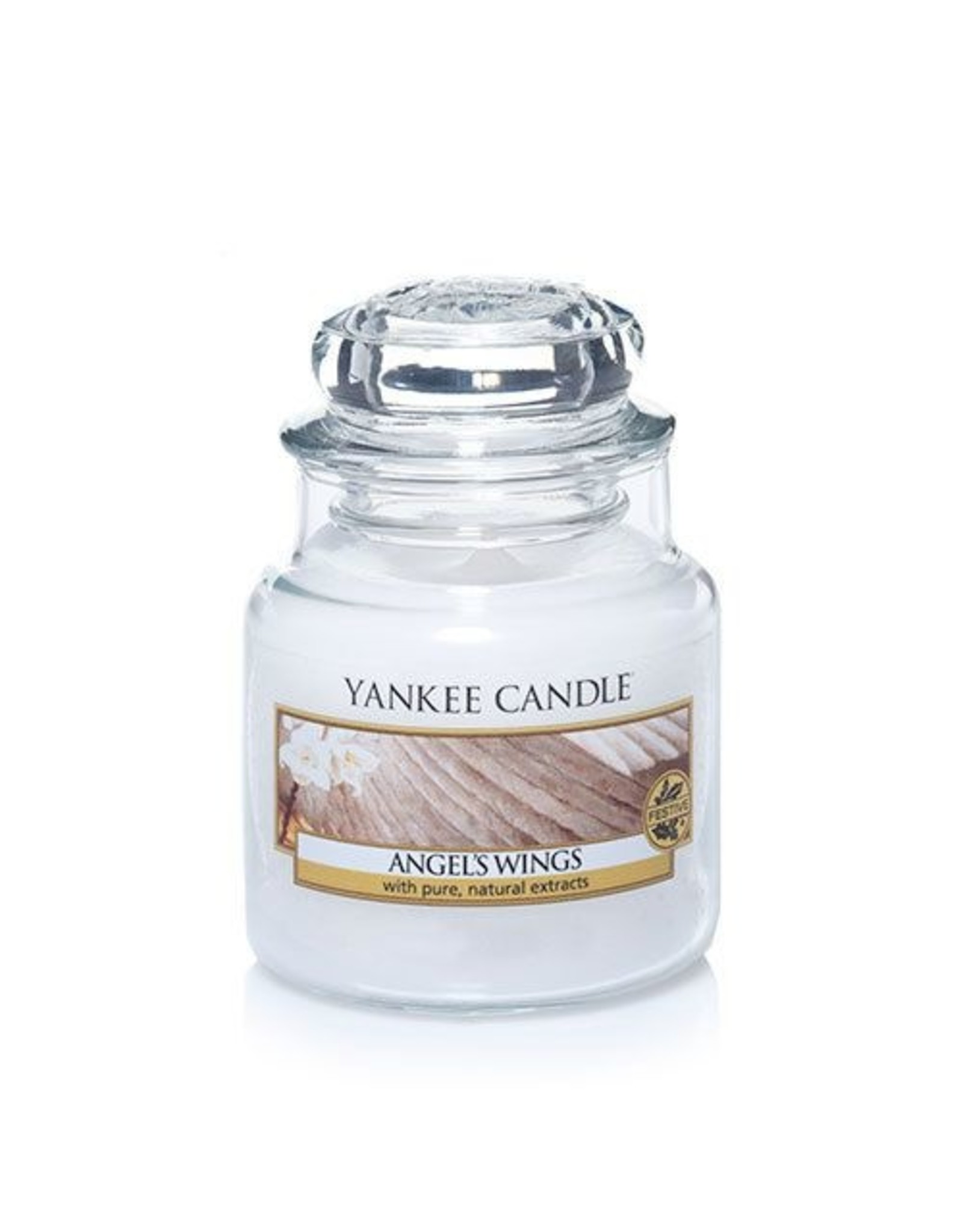 Yankee Candle Angel's Wings Yankee Candle Small