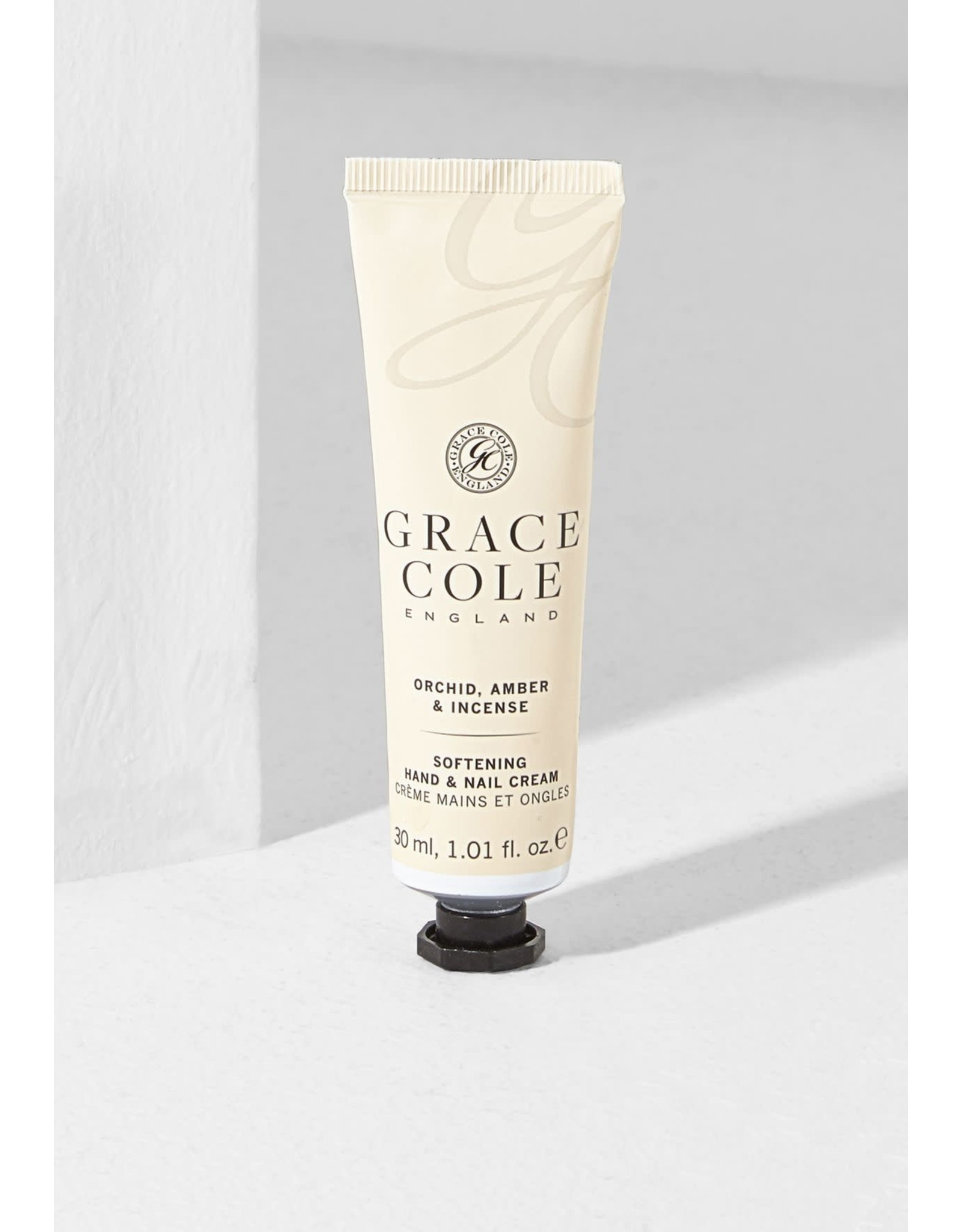 Grace Cole Hand & Nailcream Orchid, Amber&Incense