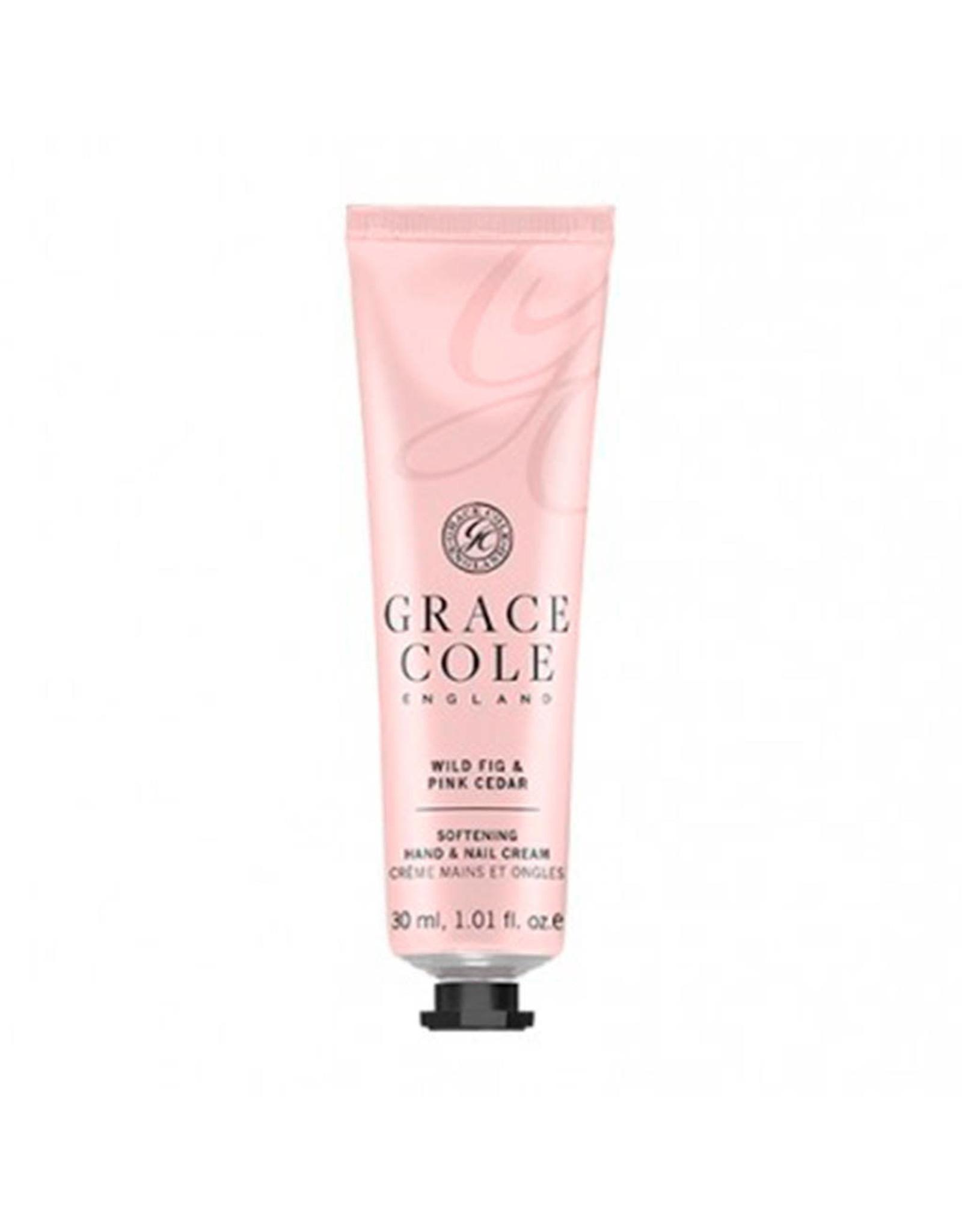 Grace Cole Hand & Nailcream Wild Fig&Pink Cedar