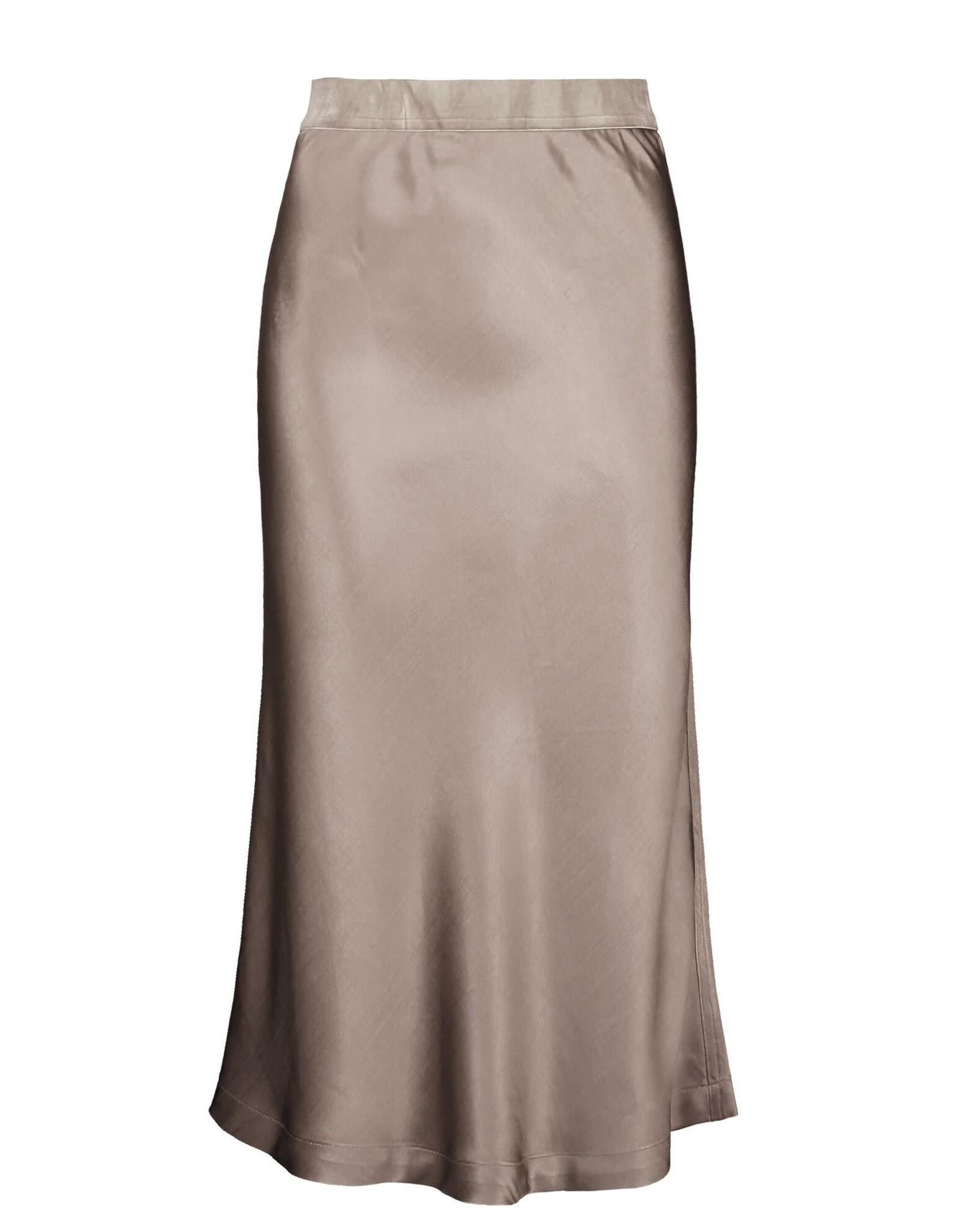 CKS Skirt Ratin Champagne