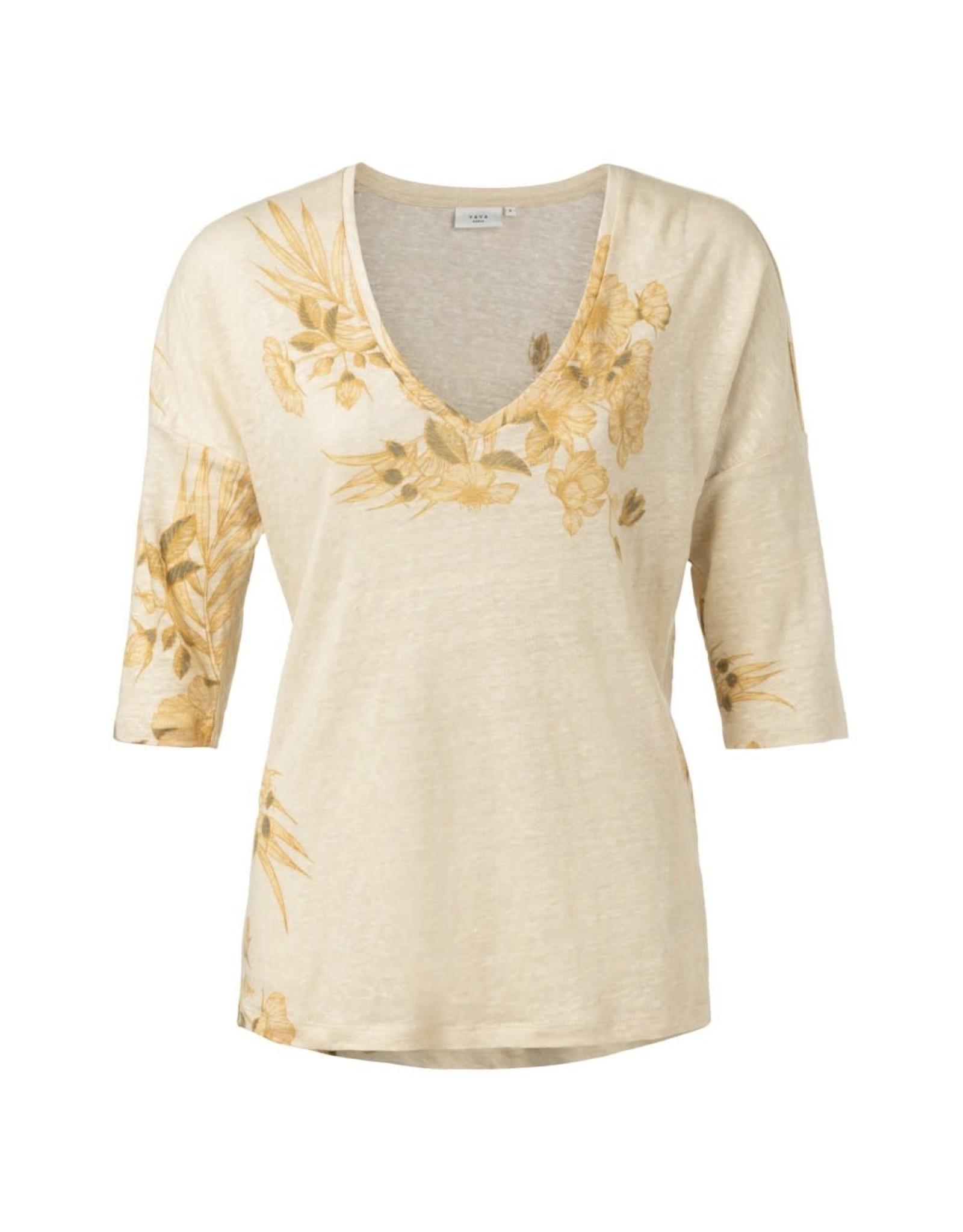 YaYa 1919113 T-shirt V-neck