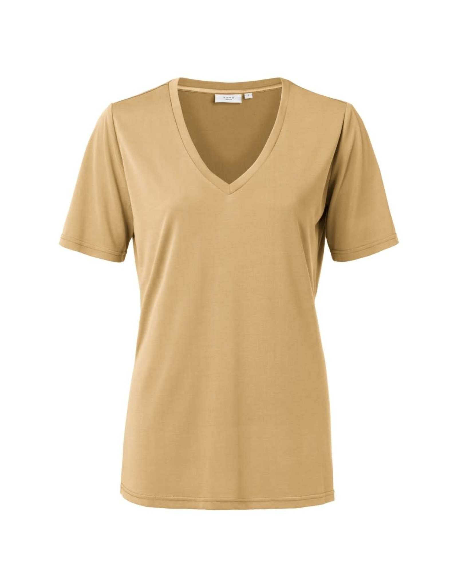 YaYa 1919121 T-shirt Dusty oker
